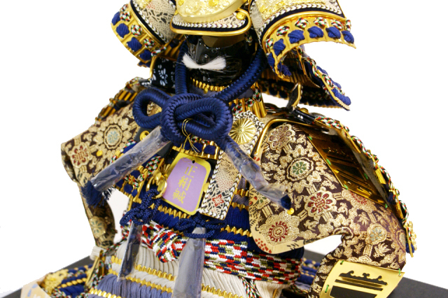 五月人形 吉徳 518-079