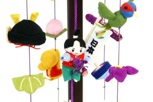 吉徳大光 五月人形 吊るし