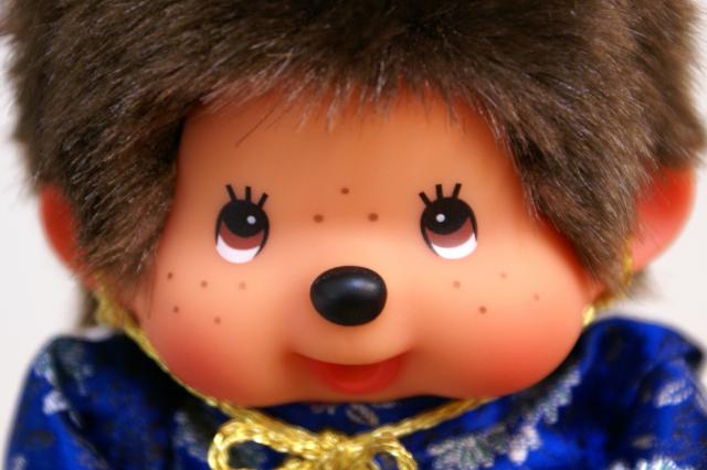 もんちっち雛人形