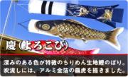 鯉のぼり 美山錦