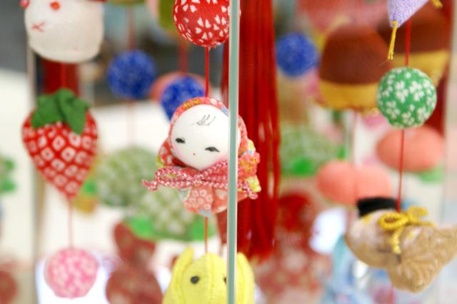 雛人形 久月 吊るし雛