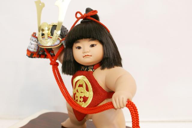 五月人形 吉徳大光 503-255
