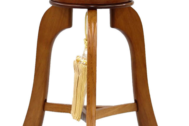 盆提灯 萩の香 絹二重絵入 10号(8433-10-469)