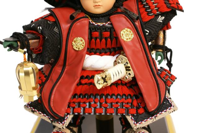 子供大将 武者人形,ma-116