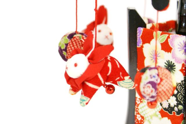 雛人形 久月 吊るし雛 si28-1