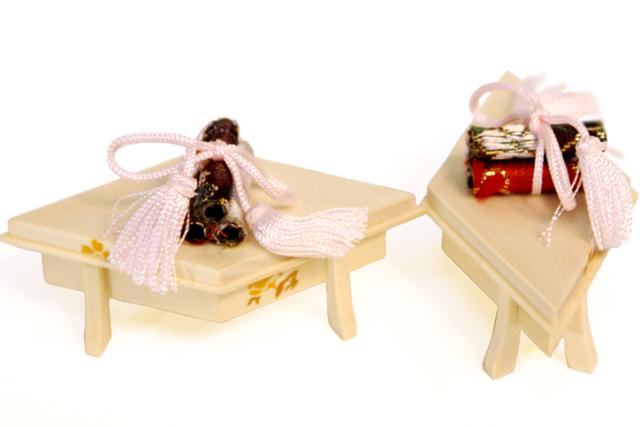 雛人形,壁掛け